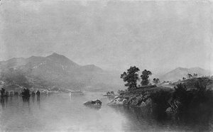 John Frederick Kensett - Lake George, New York