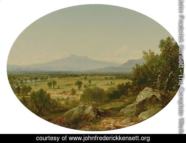 Landscape Mount Chocorua From Conway